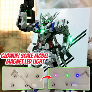 GlowUp! Scale Model Magnet LED Light