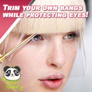 DIY Bangs Cutting Face Shield (50pcs.)