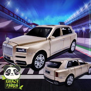 Rolls Royce Phantom Diecast Car Miniature