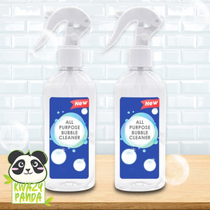 All-Purpose Foamy Bubble Cleaner