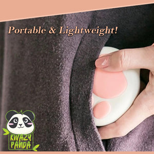 2-in-1 Cat Paw Hand Warmer & Power Bank