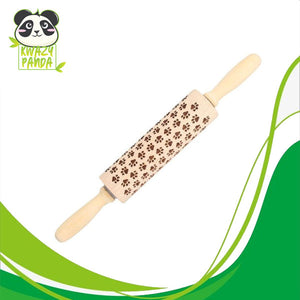 3D Embossed Rolling Pin