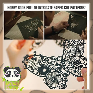 IntricART Paper-Cutting Book Set