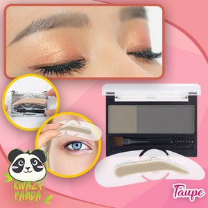 InstaBrow Adjustable Eyebrows Stamp