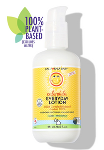 California Baby Calendula Everyday Lotion 8.5oz 251ml