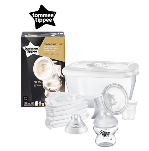 Tommee Tippee - Closer to Nature® 手動奶泵