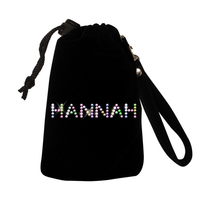 Velvet Drawstring Pouch Kit
