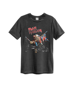 T-SHIRT IRON MAIDEN 80 TOUR