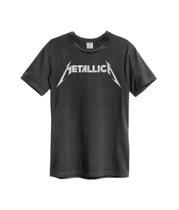T-SHIRT METALLICA LOGO