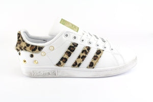 STAN SMITH BASE MACULATO PERLE ORO