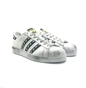 SUPERSTAR BORCHIE CONO ARGENTO BASE