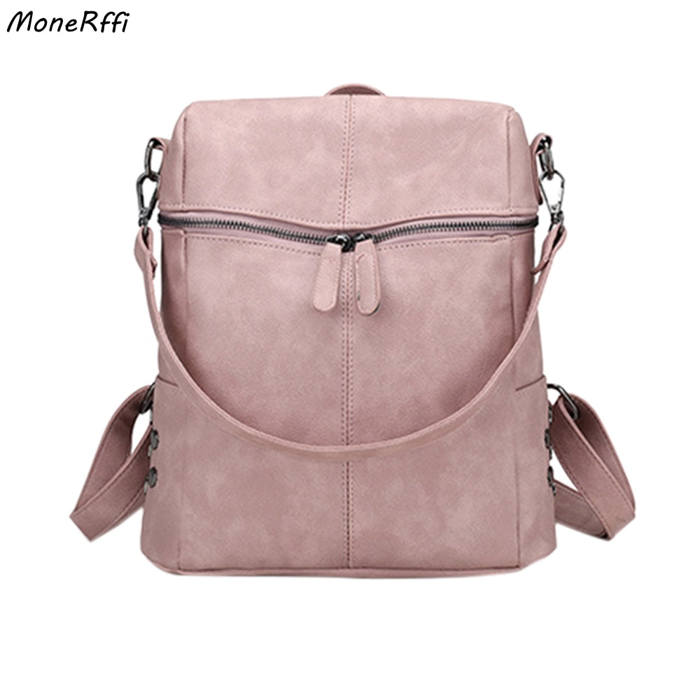 Casual Large Backpack Shoulder Bags