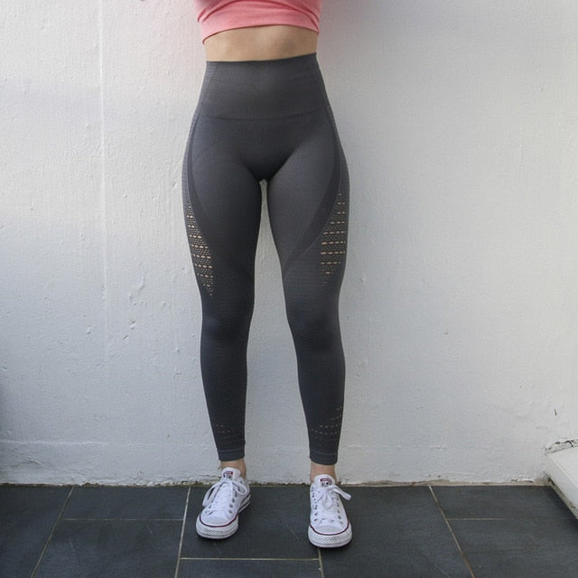 Women Energy Seamless Yoga Pants