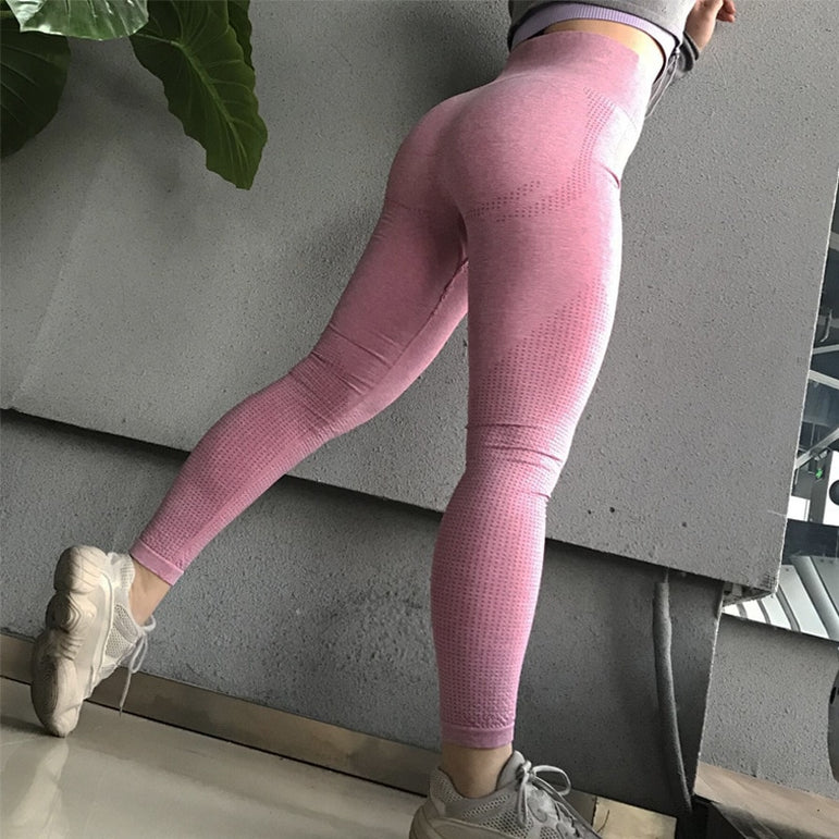 Seamless Yoga Leggings Women