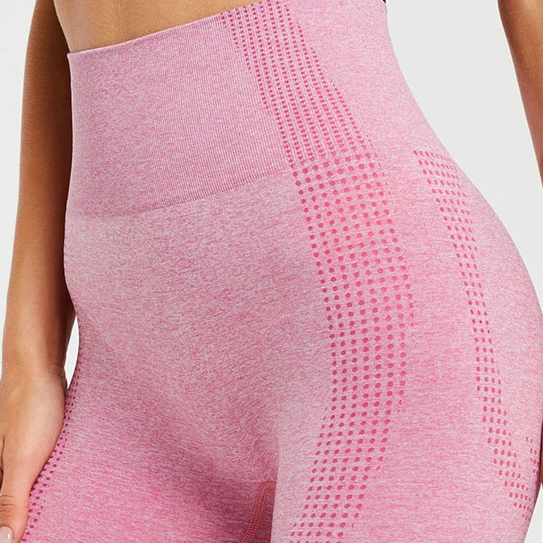 Yoga Pants Women High Waist Stretch Gym