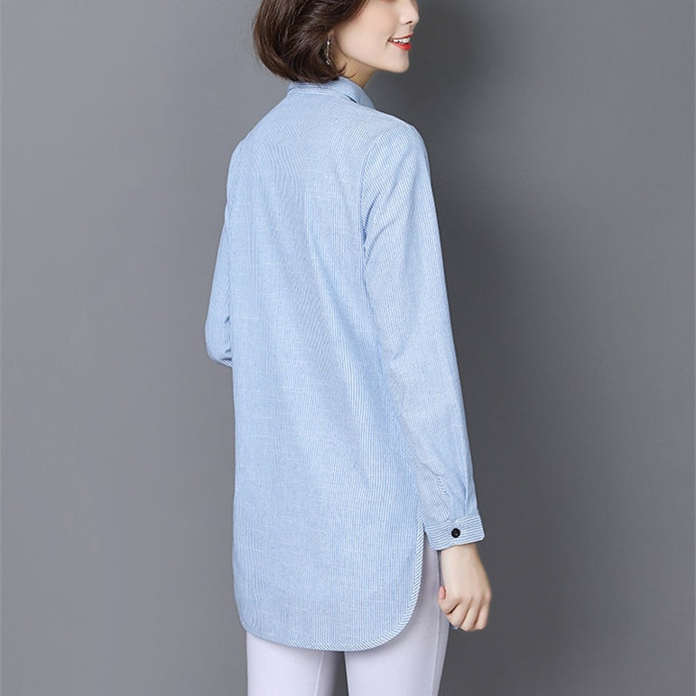 Long Sleeve Tops For Lady Work