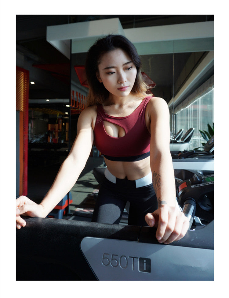 Gym sports bra Fitness Bra Sexy