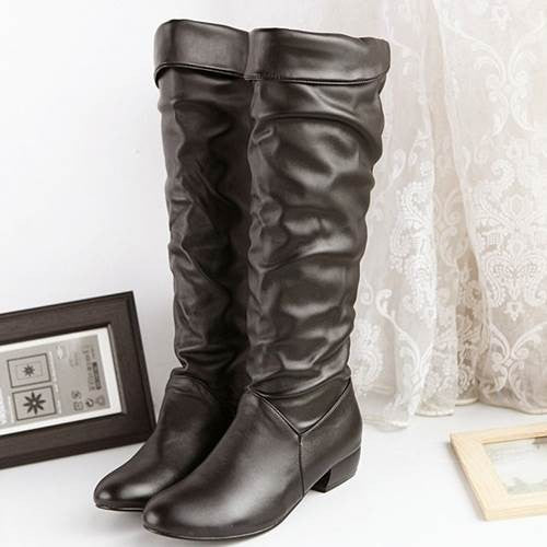 Long Boots For Women Winter Style