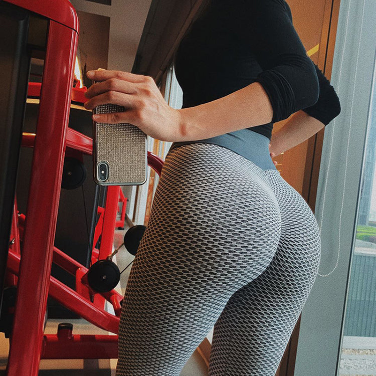 Sports Seamless Gym Leggings Nylon