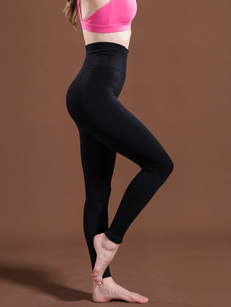 Women High Elastic Fitness Sport Leggings