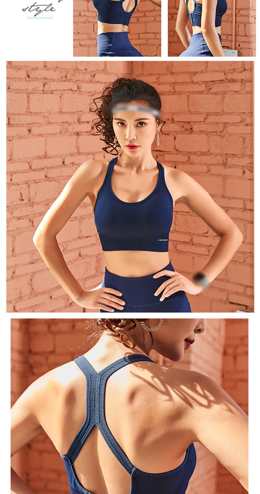 Women Push Up Seamless Sports Bra