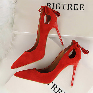 sweet high heels ladies shoes