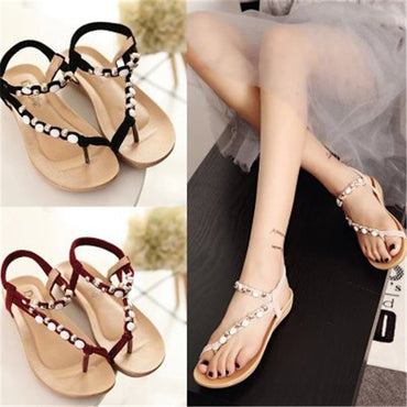 Flat Sandals heel female