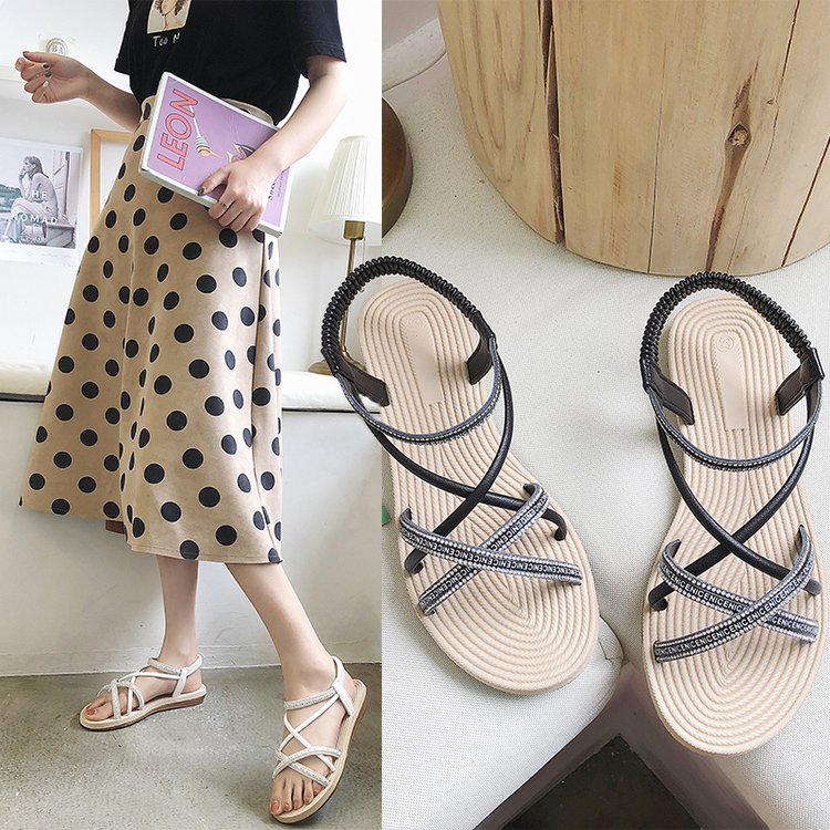 Casual Beach Sandals platform