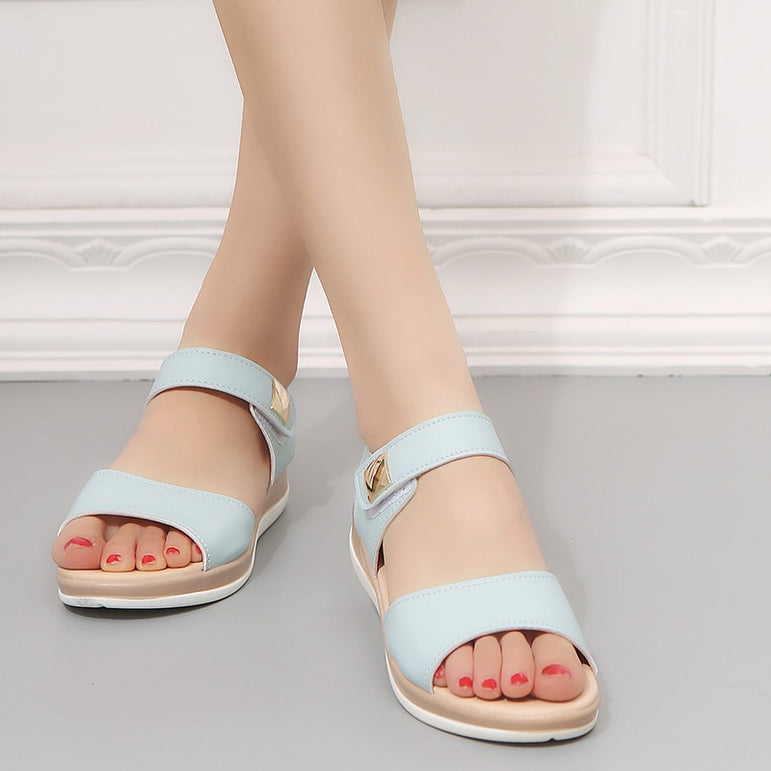 New Sandal Flat heel for women