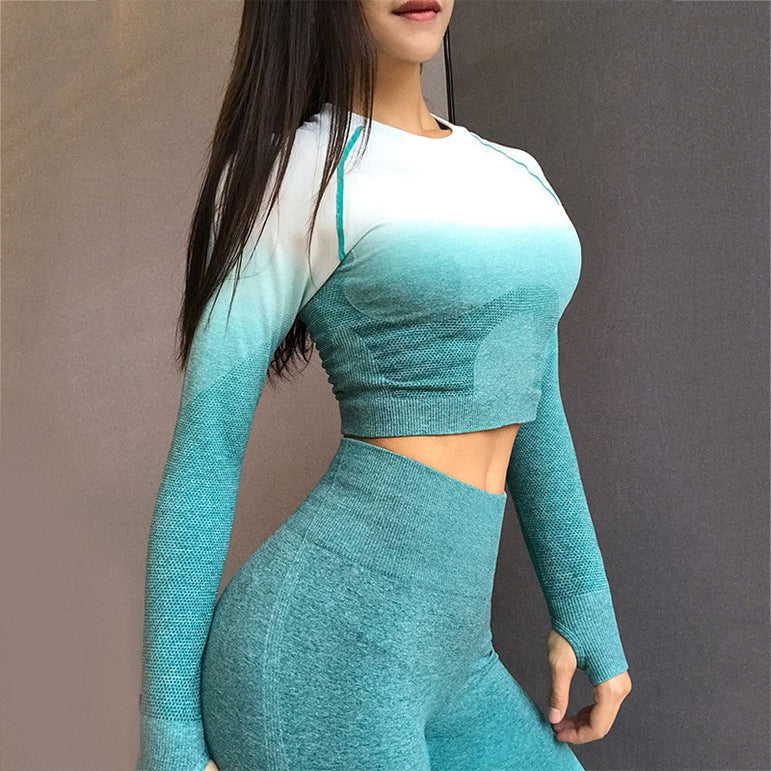 Fitness sport suit for women