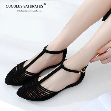 Summer Shoes Flat Heel sandals