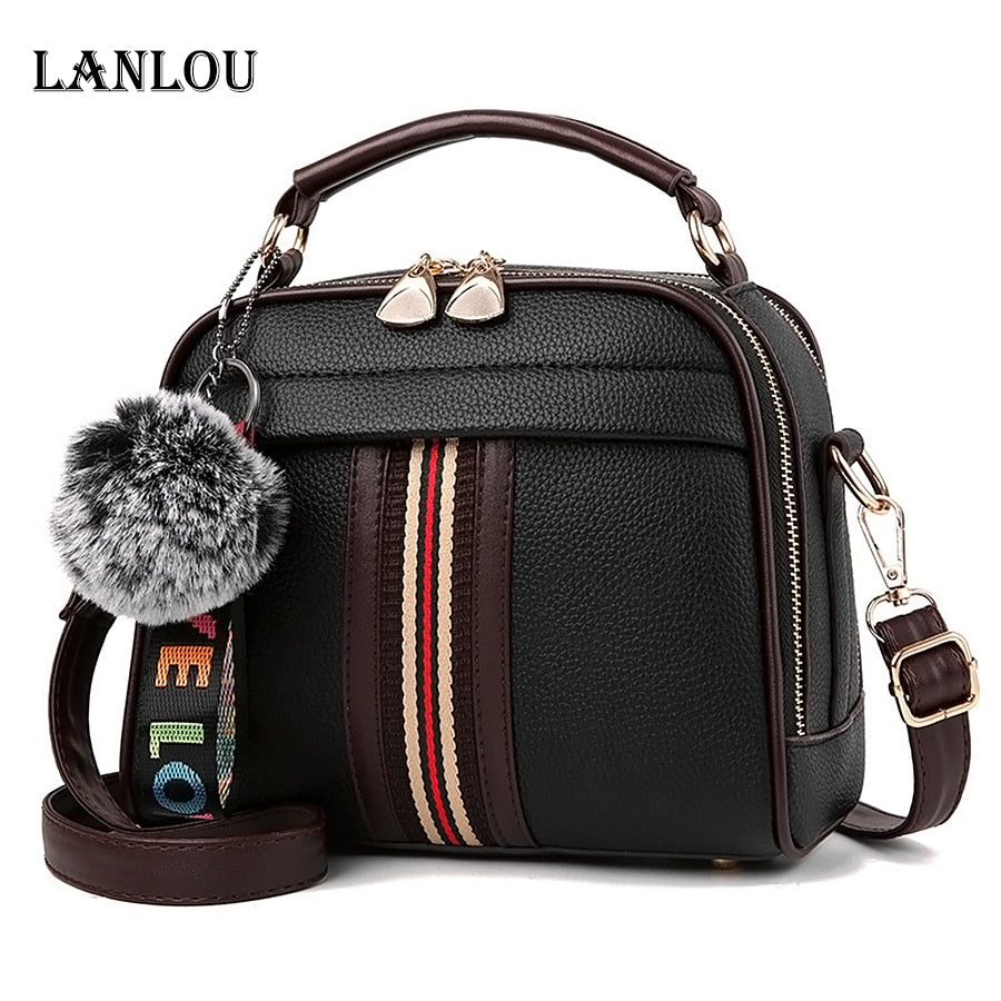 Hairball women luxury shoulder handbags