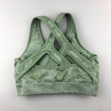 Yoga Bra High Impact Sport Fitness