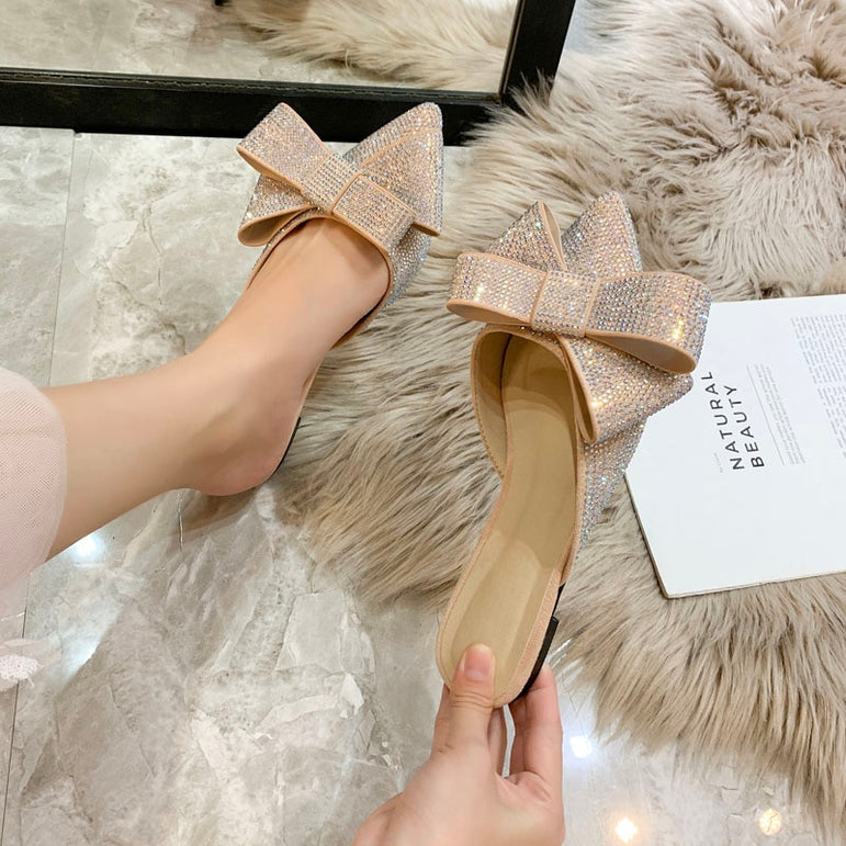 Slipper platform for women