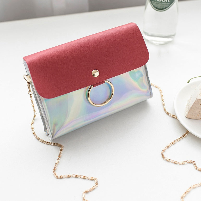 Laser Cross body Handbags Bag