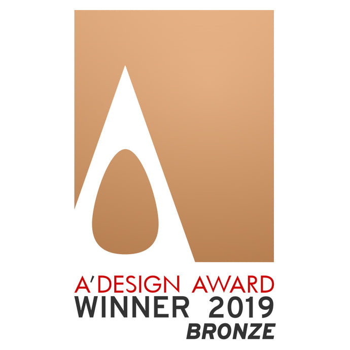 PIILO AWARDED THE BRONZE A'DESIGN AWARD