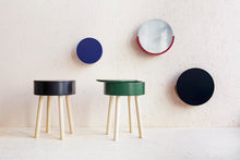 Load image into Gallery viewer, Piilo Stool, black