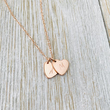 Load image into Gallery viewer, Mila Heart necklace