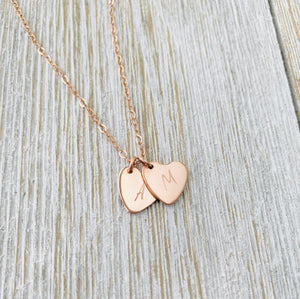Mila Heart necklace