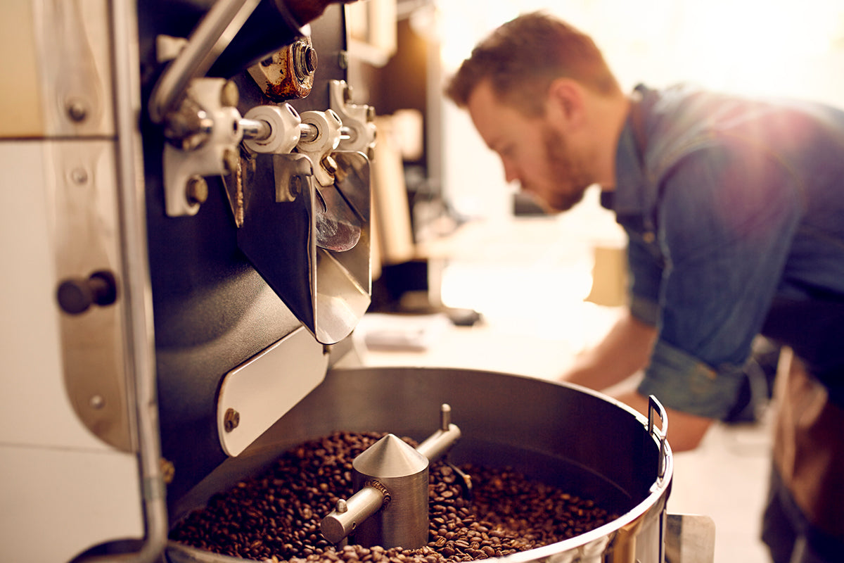coffee-roasting
