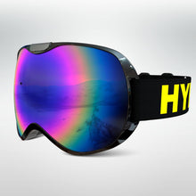 Afbeelding in Gallery-weergave laden, HypeSnow Black Skidglasögon Midsize