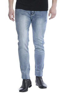 2 x De Perfecte Jeans: Grey Denim + Light Blue