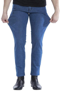 2 x De Perfecte Jeans: Dark Blue + Denim Blue