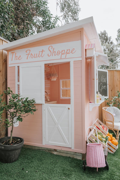 The Fruit Shoppe Cubby
