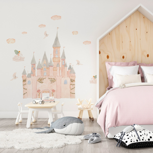 Fairytale Castle Decal