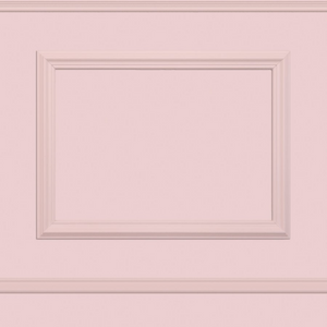 Faux Wainscoting Blush