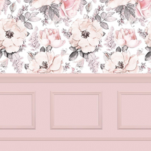 Load image into Gallery viewer, Faux Wainscoting Blush
