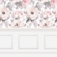 Load image into Gallery viewer, Faux Wainscoting White