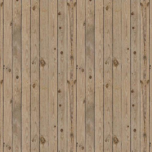 Faux Wooden Panel/ Flooring for Dollhouses & Hacks | Removable PhotoTex Wallpaper