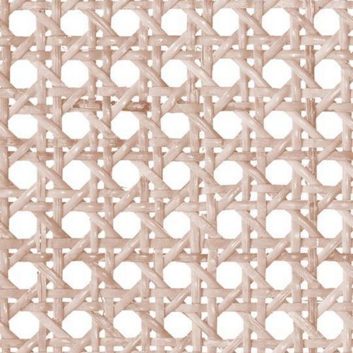 Faux Rattan Bone for Hacks and Dollhouses | Removable PhotoTex Wallpaper